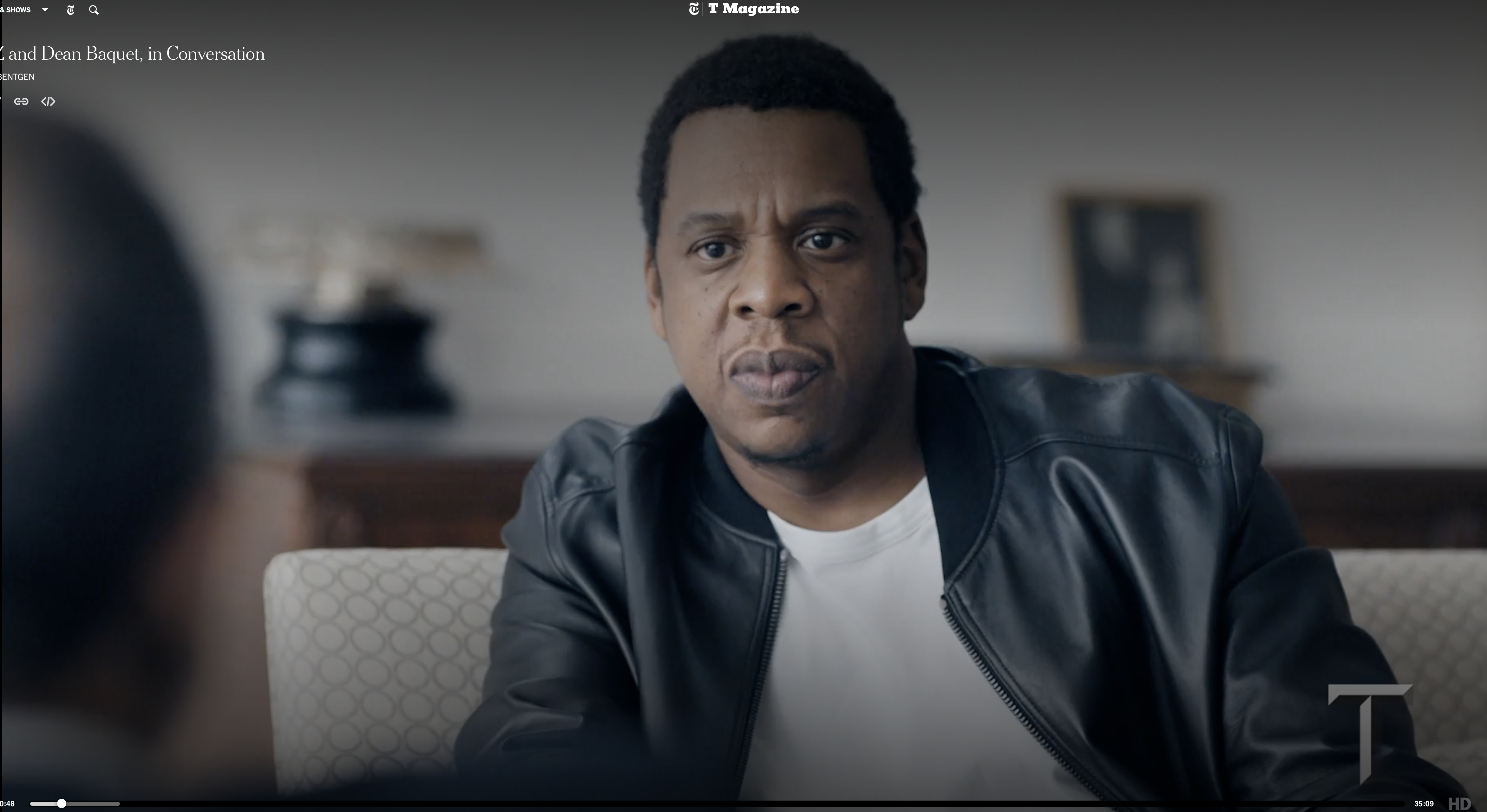 Jay-Z reveals why he cheated on Beyonce' – Watch Video – Blackigossip