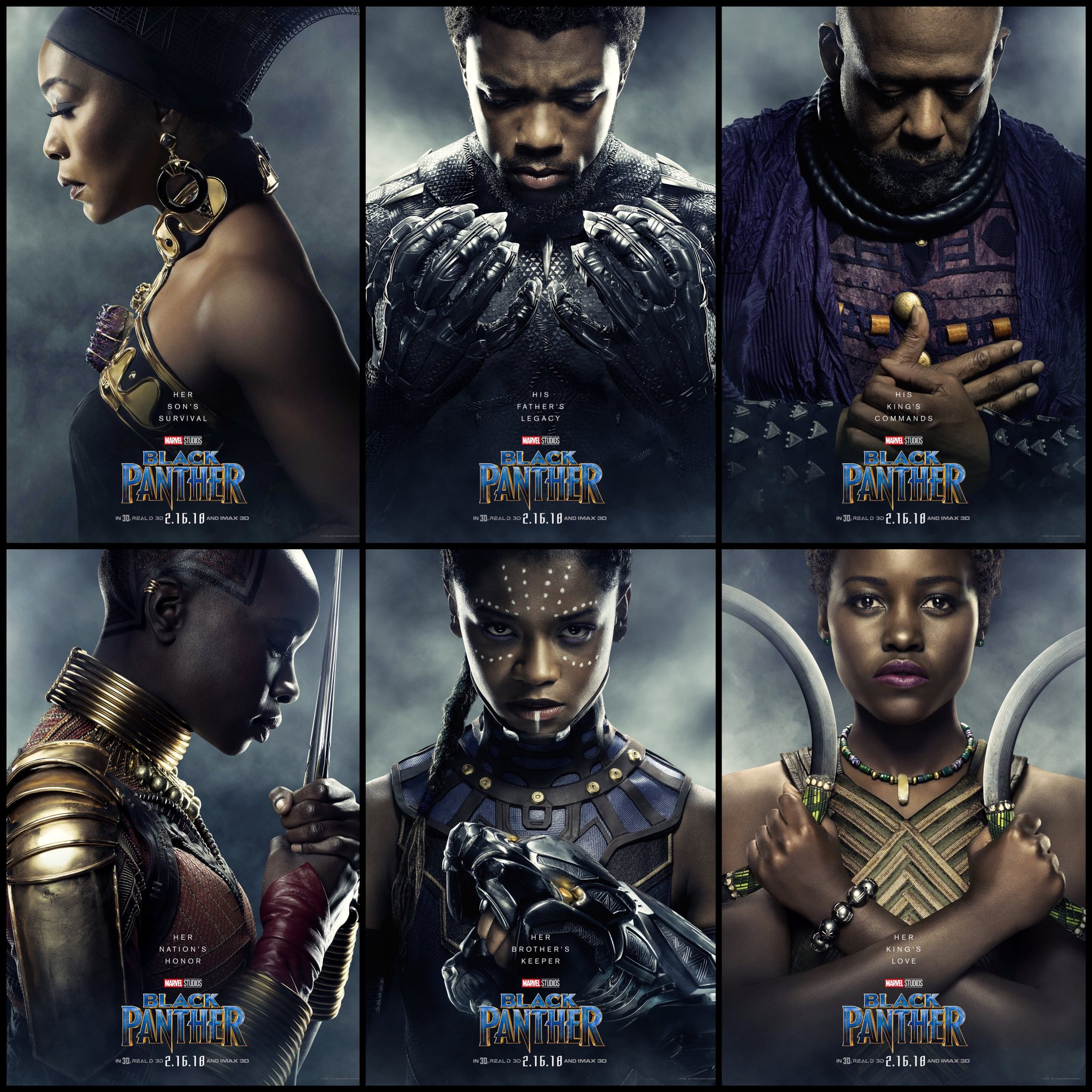 "Marvelous Realm on Twitter: ""#BlackPanther Royalty https://t.co/RaOSehh5dL"""